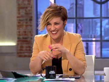 REEMPLAZO | Cristina Pardo regresa el próximo domingo para 'Liarla Pardo' en laSexta