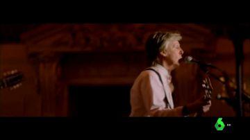 Paul McCartney actúa por sorpresa en la estación Grand Central de Nueva York
