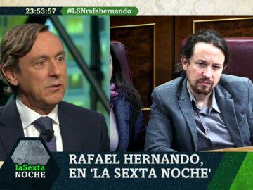 Rafael Hernando en laSexta Noche