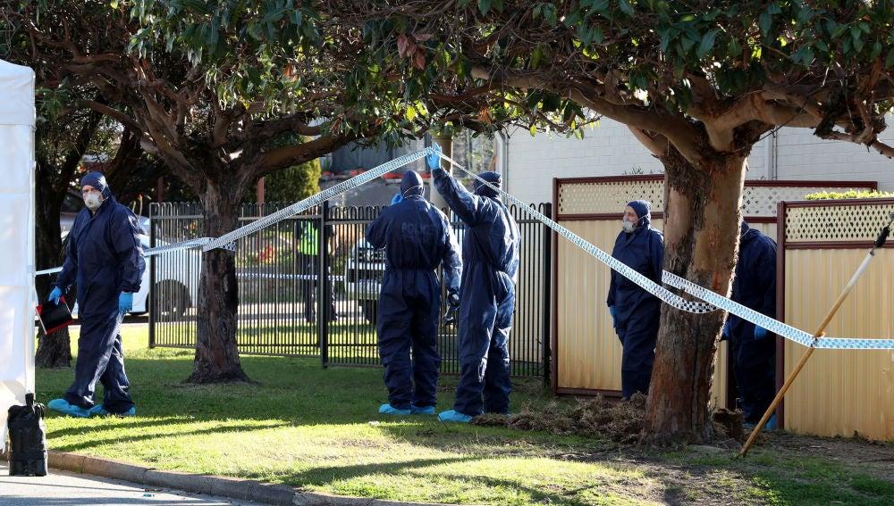 """La policía australiana ha hallado """"al menos cinco cadáveres"""", que podrían de ser de una mujer y varios niños"""