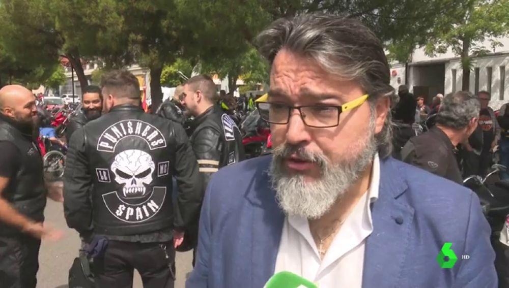 """Guerra entre socialistas y el alcalde de Brunete a cuenta de una concentración motera por los """"caídos por España"""""""