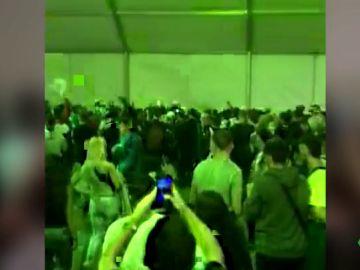 Agresión a dos agentes en las fiestas de Arganda