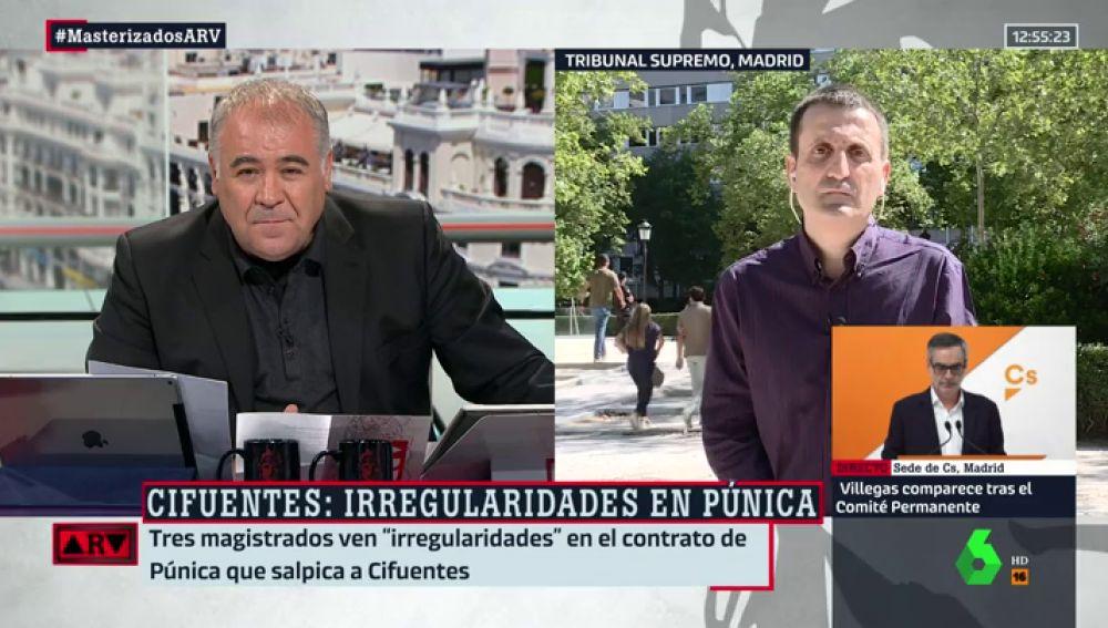"""López Fonseca, sobre las irregularidades de la Púnica en la Asamblea de Madrid: """"Cifuentes no está aforada y se podría reavivar esta investigación"""""""