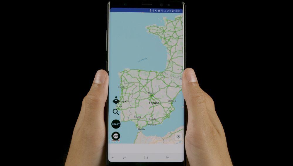 Como pone una ubicación falsa en el móvil