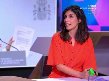 Raquel Ejerique en El Intermedio