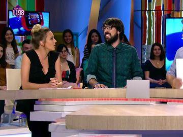 """El dardo de Miki Nadal a Anna Simon que mejora el día de Chenoa: """"Perdona, yo tengo un Premio Neox ¿Tú tienes alguno?"""""""