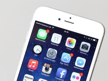 Apps de iPhone