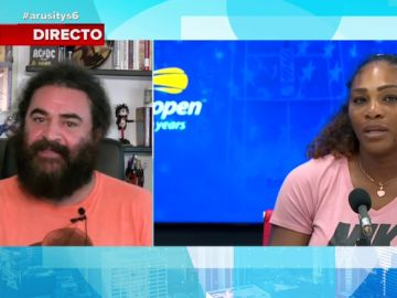 El Sevilla analiza la reacción de Serena Williams en la final del Abierto de Estados Unidos