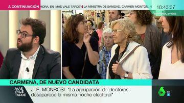 """José Enrique Monrosi: """"Qué papel tan complicado tiene ahora el PSOE con la candidatura de Madrid"""""""