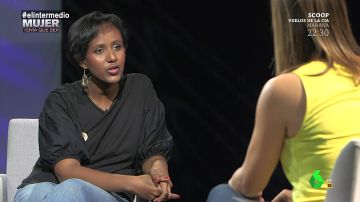 Hayat Traspas Ismail, confundadora de 'Save a girl, save a generation'