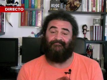 """La """"tristeza"""" de El Sevilla al ver la repercusión del desnudo de Dani Martín"""