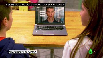 Profesores virtuales, clases basadas en la realidad aumentada, niños que aprenden a programar: la revolución tecnológica llega a los colegios