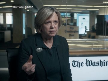 Dana Priest periodista de 'The Washington Post'
