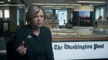 Dana Priest periodista de 'The Washington Post'