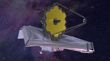Imagen del telescopio JWST