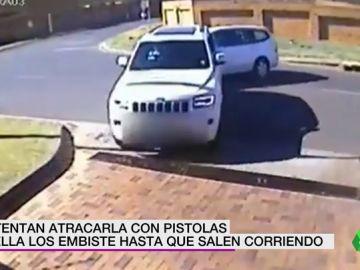 conductora ladrones