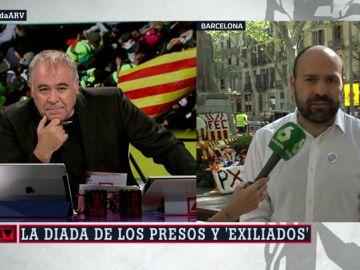 """Marcel Mauri: """"Esperemos que la Diagonal esté llena de todos los matices que tiene el catalanismo"""""""