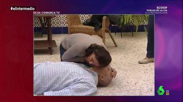 Dani Mateo descubre en El Intermedio a la estrella de Écija Comarca TV, Trini