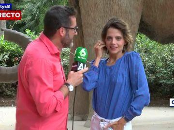 Entrevista a Macarena Gómez en Arusitys