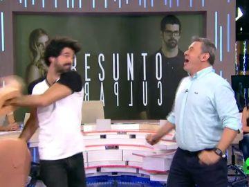 """""""Duelo de titanes"""" en la guerra de las manos entre Miguel Ángel Muñoz y Miki Nadal: """"Está más fuerte que el vinagre"""""""