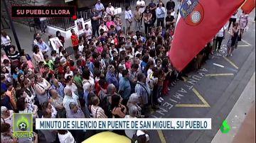 El pueblo de Celia Barquín, conmocionado
