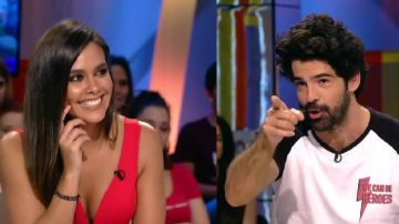 Cristina Pedroche y Miguel Ángel Muñoz