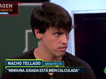 """Nacho Tellado, arquitecto de 'El Chiringuito': """"El VAR no ha tirado ni una sola línea del fuera de juego bien"""""""
