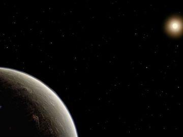 Imagen del planeta descubierto similar al Vulcano de Spock en Star Trek