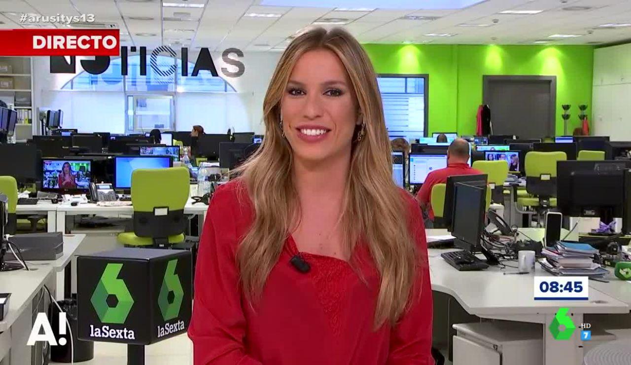 Paula del Fraile, en Arusitys