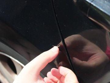 Arañazos en el coche
