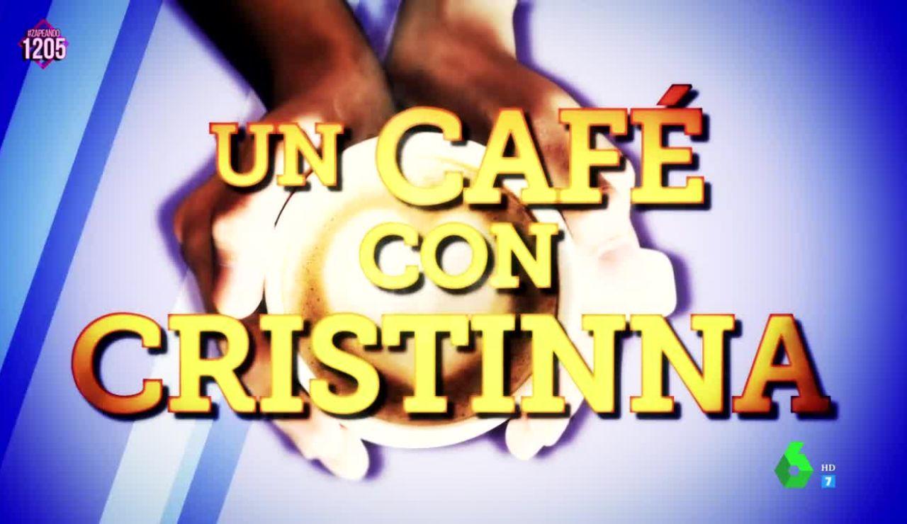 Un café con Cristina