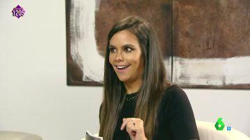"""Cristina Pedroche y su """"incisiva entrevista"""" a Pedro Sánchez: """"Si cree que está más guapo que comer con los dedos levante las cejas"""""""
