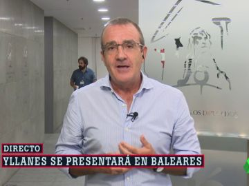 El diputado de Unidos Podemos y juez en excedencia, Juan Pedro Yllanes