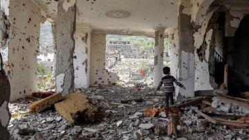 Yemen, un país en destrucción