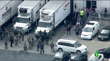 Al menos tres muertos y dos heridos en un tiroteo en Maryland, EEUU