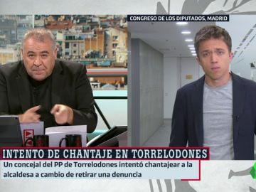 Íñigo Errejón, candidato de Podemos a la Comunidad de Madrid
