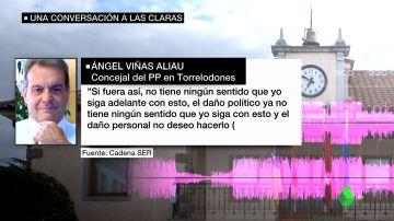 "El chantaje de un concejal del PP a la alcaldesa de Torrelodones: ""Queremos la silla. Si no os presentáis, intento frenar la denuncia"""