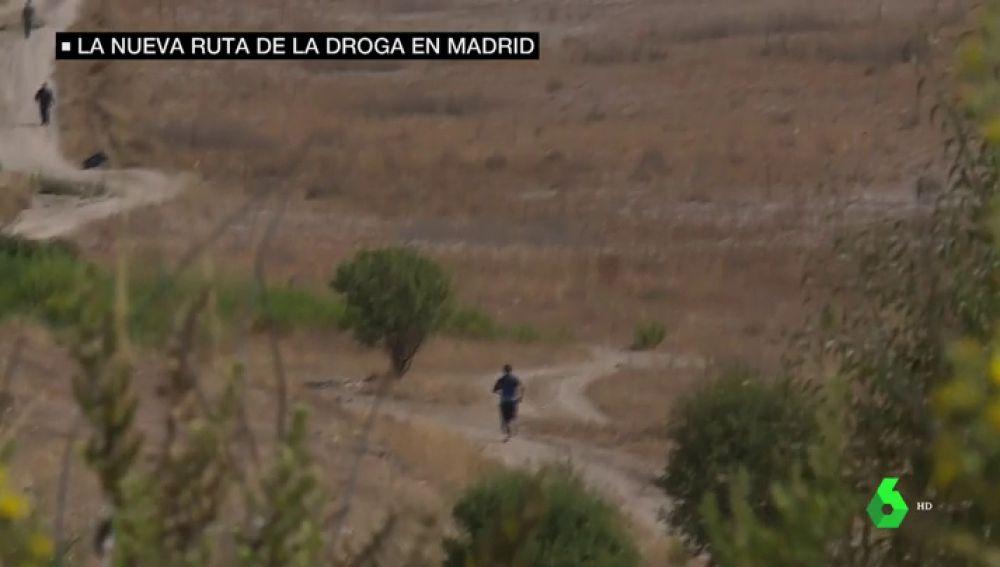 La nueva ruta de la droga en Madrid