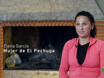 """La mujer de 'El Pechuga': """"Nuestros ingresos son la ayuda de 427 euros de mi marido y la ropa que vendo por las calles"""""""