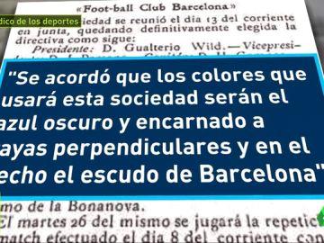 Sigue la polémica con la camiseta a cuadros del Barcelona: un socio afirma que incumple los estatutos del club