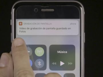 Como grabar la pantalla de tu móvil, sí se puede