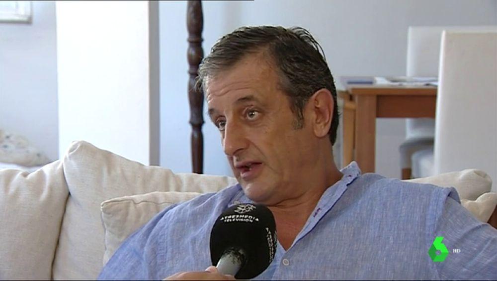 """Luis Moya, tras su operación de cuatro aneurismas: """"Me dijeron que me olvide, que haga vida normal"""""""