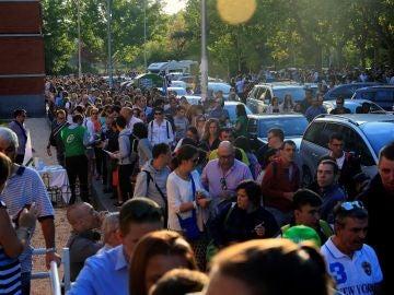 Casi 4.000 personas con discapacidad intelectual procedentes de toda España se han examinado en Madrid