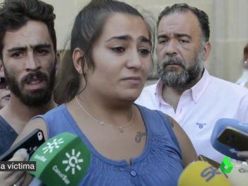 Alba, hija de la mujer asesinada en Úbeda