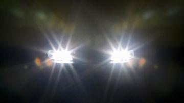 Ráfagas de luces largas
