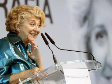 Esther García, directora de producción de las películas