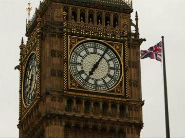 Imagen del Big Ben de Londres