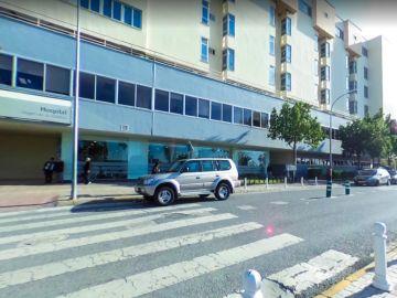 Hospital Clínico Universitario de Málaga