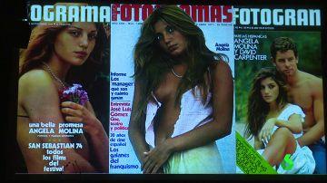 Varias portadas de la revista 'Fotogramas'