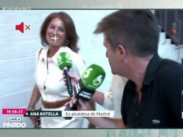 Ana Botella y Luis Troya